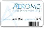 Air Ambulance Member card